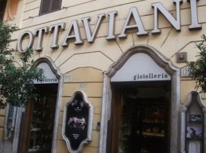 "Gioielleria zona Trieste Roma "" Ottaviani """